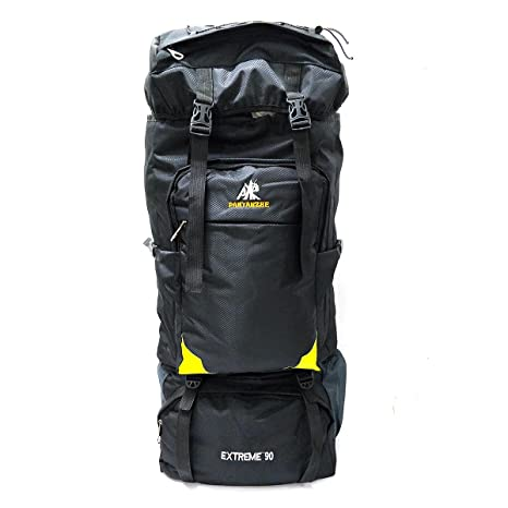 84ee5fb887fe Amazon.com   LeeLoo Extra Large 90 Liter Travel Backpack For ...