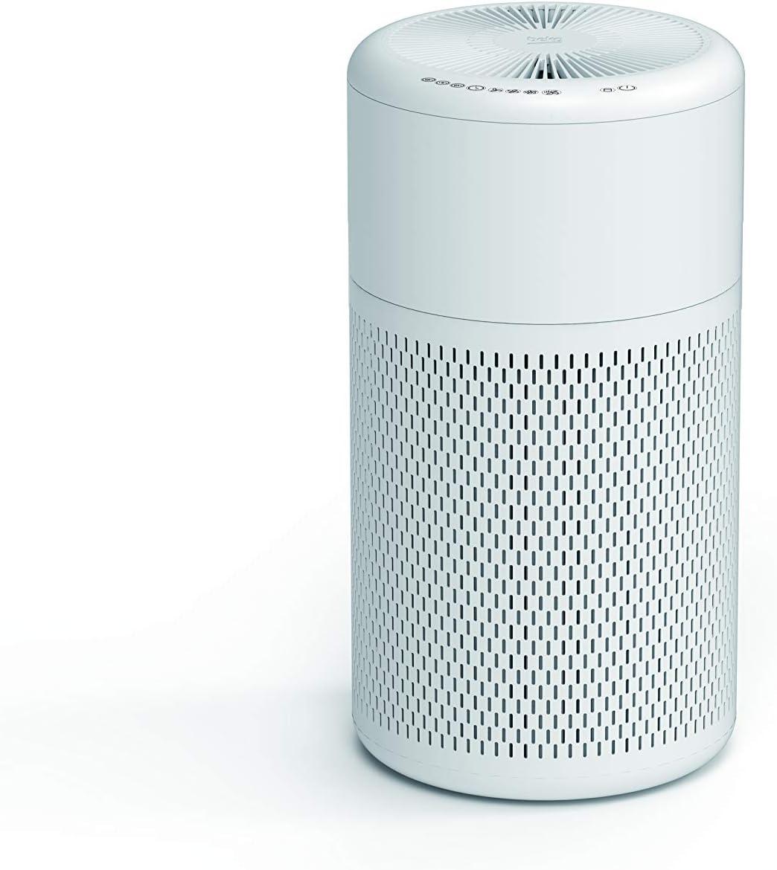 BEKO Purificador de aire ATP5100I, certificado Airmid para la eliminación del 99,97% de los virus gripales A (H1N1), filtro HEPA 13, filtro de carbón activo, prefiltro e ionizador integrado.