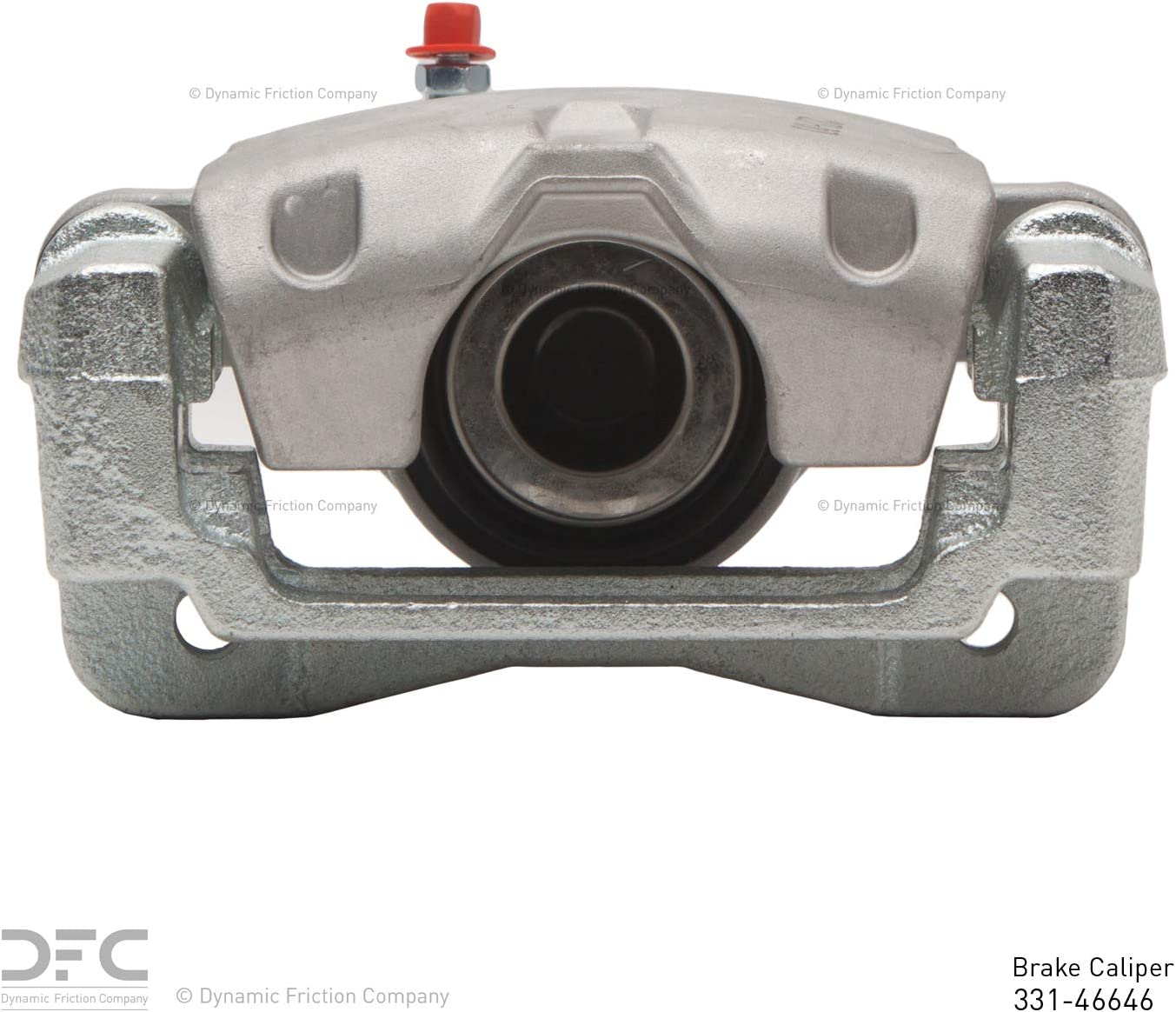 For 2004-2009 Cadillac SRX Rear Right Passenger Side Zinc Disc Brake Caliper