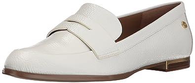 Womens Shoes Calvin Klein Celia Platinum White