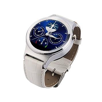 Oh-box ® Reloj Bluetooth Smart reloj teléfono con ranura para tarjeta SIM 380mAH bateria de ...