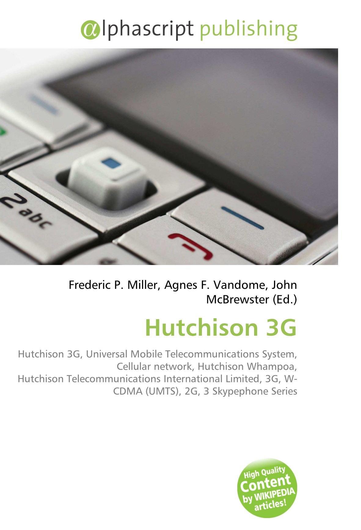 Amazon fr - Hutchison 3G: Hutchison 3G, Universal Mobile
