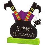 Centro de mesa Davies en 3D, 11661, para Halloween, bruja