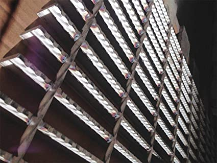 Amazon.com: Serrated Surface Welded Grating, 144