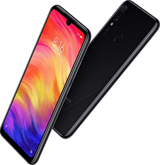 Xiaomi Redmi Note 7 Pro (Space Black, 64GB, 4GB RAM): Amazon