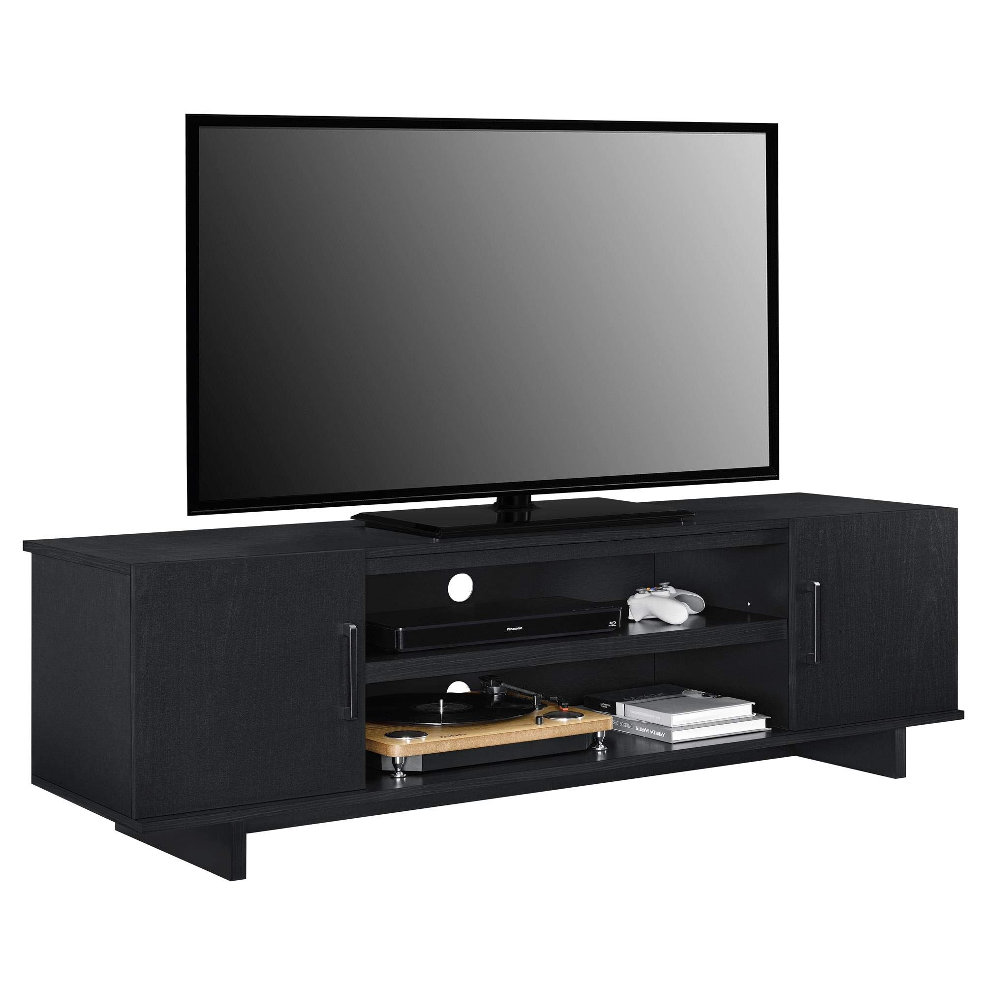 Ameriwood Home Southlander TV Stand, Black Oak by Ameriwood Home