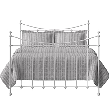 The Original Bed Co Lit Chatsworth Cadre De Lit En Metal Et Fer