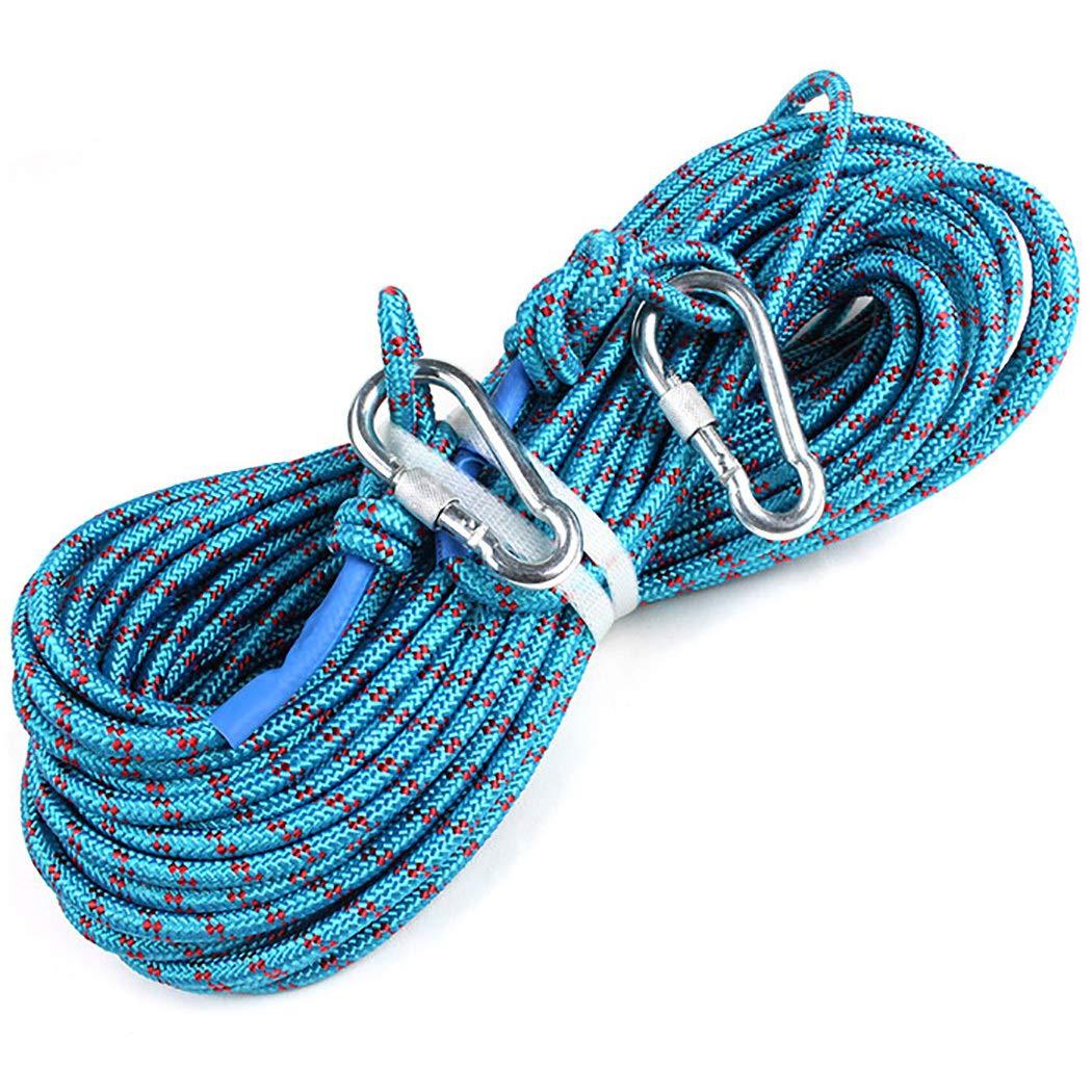 人気激安 HSBAIS 30m(98ft) アウトドア クライミングロープ ザイルガイロープ B07QNJGGW5 30m(98ft)|blue 安全、カラビナ、8mm プロ 静的 高強度 補助ザイル、登山 キャンプ B07QNJGGW5 blue 30m(98ft) 30m(98ft)|blue, 三日月:c1ef4c52 --- a0267596.xsph.ru
