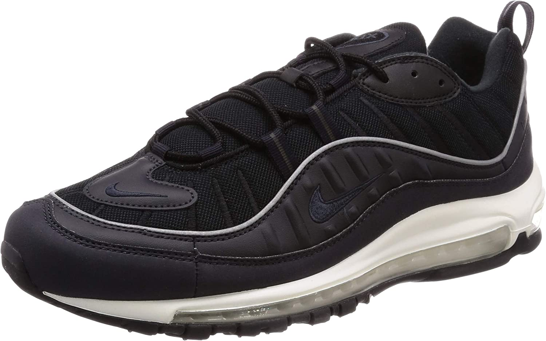 Amazon Com Nike Air Max 98 Mens 640744 009 Size 8 Running