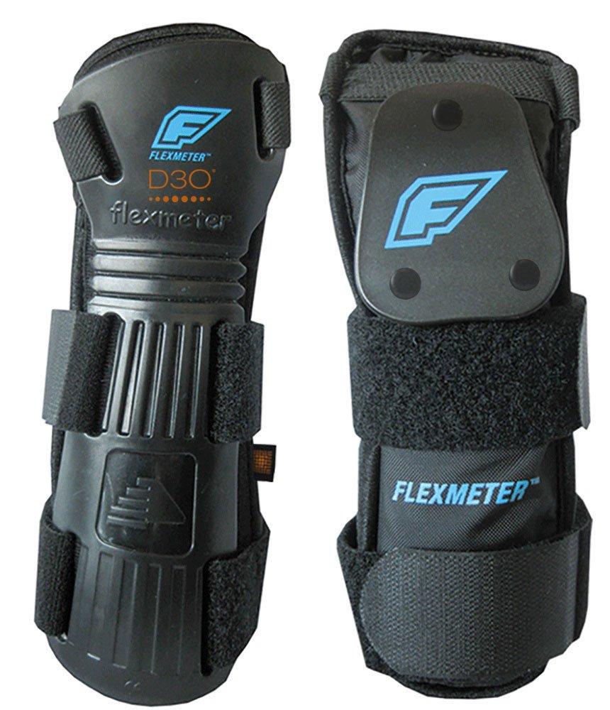 Flexmeter Double Sided Wrist Guards D3O (Medium) by Flexmeter