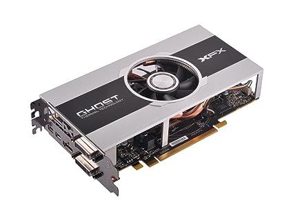 XFX HD7850 - Tarjeta gráfica PCI de 1 GB (DDR5, HDMI, 2xDVI ...