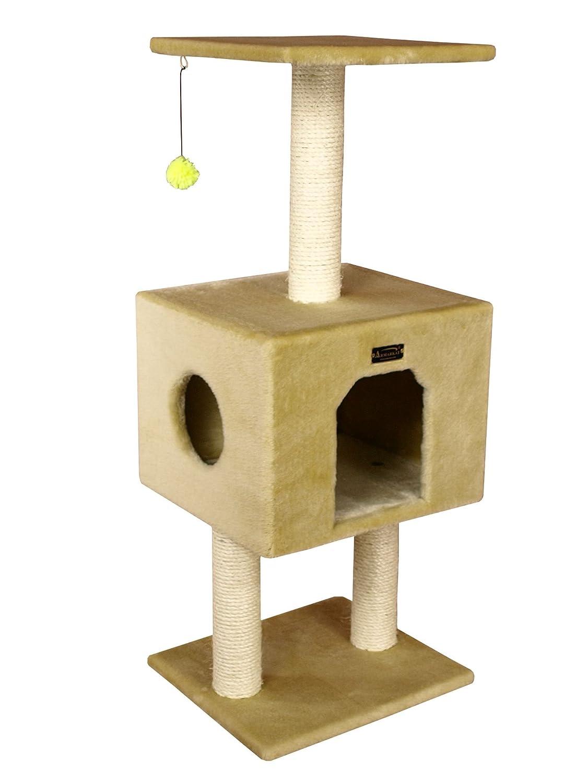 Beige 16\ Beige 16\ Armarkat Classic Cat Tree A4201 Beige