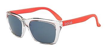 Bollé (CEBF5) 527 Gafas, Unisex Adulto, (Shiny Crystal/Orange Temples