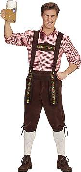 WIDMANN Disfraz de Tirolés Boris para Hombre: Amazon.es ...