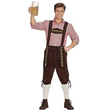 WIDMANN Disfraz de Tirolés Boris para Hombre