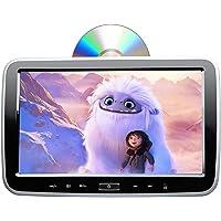 Eonon 2021 10.1 Inch Car Headrest Portable DVD Player, HD Digital Multimedia Monitor Super-Thin Car DVD Player, Headrest…