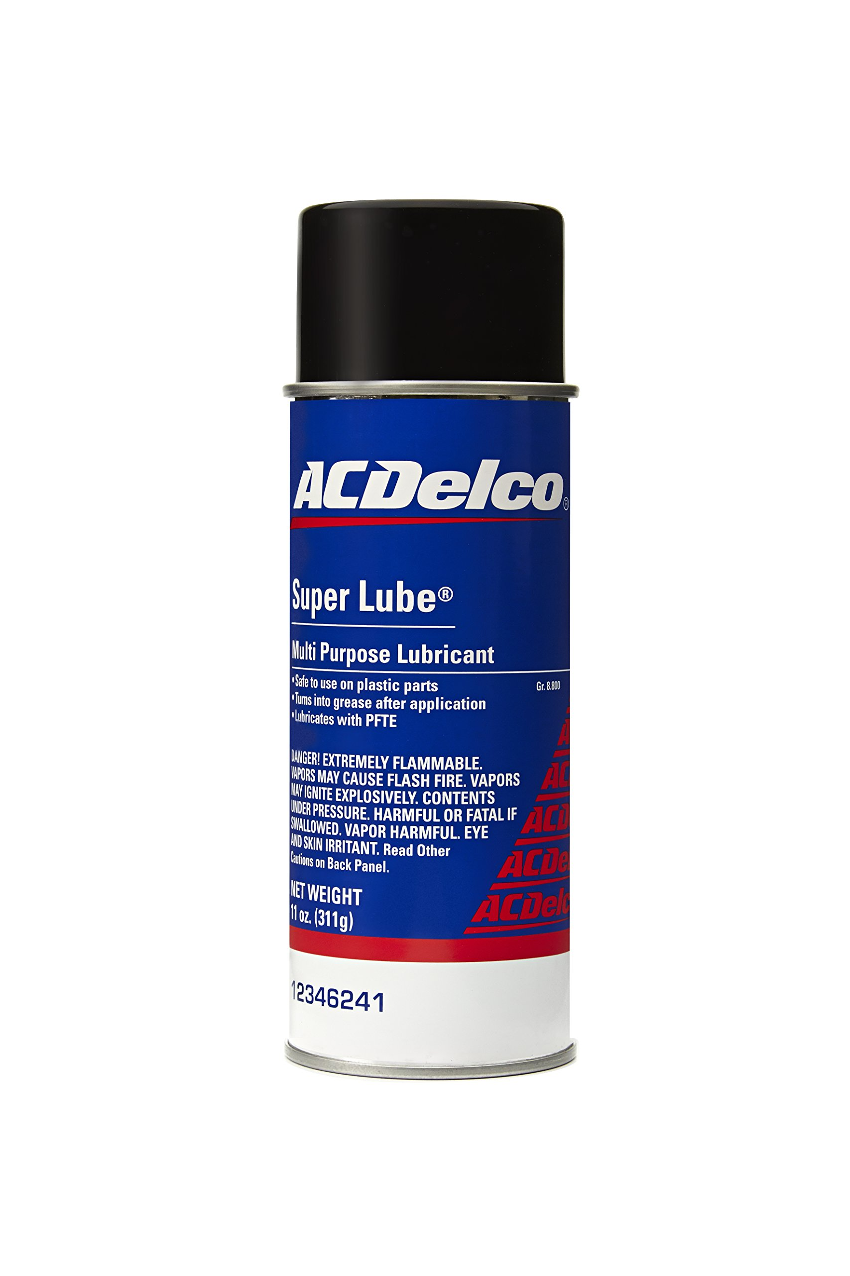 ACDelco 12346241 Synthetic Multi-Purpose Glycol Lubricant - 11 oz Spray by ACDelco