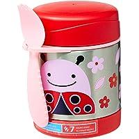 Skip Hop Zoo Insulated Stainless Steel Food Jar, Ladybug, 325 ml