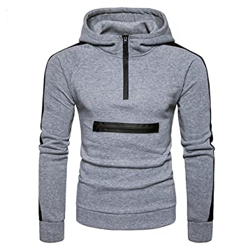 219301227462 Herren Sweatshirt Zipper Btruely Herbst Winter Sport-Pullover Männer Mit Kapuze  Slim Kapuzenpullover Warm Outwear