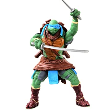 Teenage Mutant Ninja Turtles Movie Deluxe Leonardo Figure