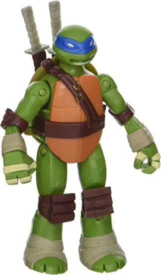 Amazon.com: Teenage Mutant Ninja Turtles, Figura de ...