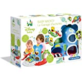 Clementoni 52143-Le garage d'activités de Baby Mickey-PREMIER AGE