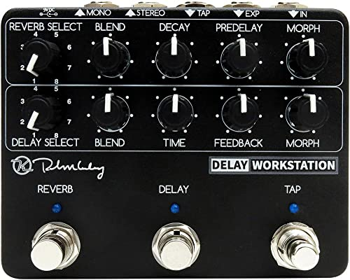 Keeley Delay Workstation Multi-Effects Pedal