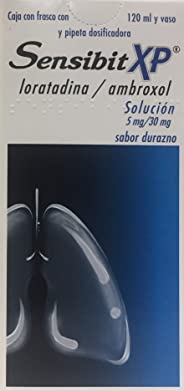 Sensibit Xp Solución, 120 ml