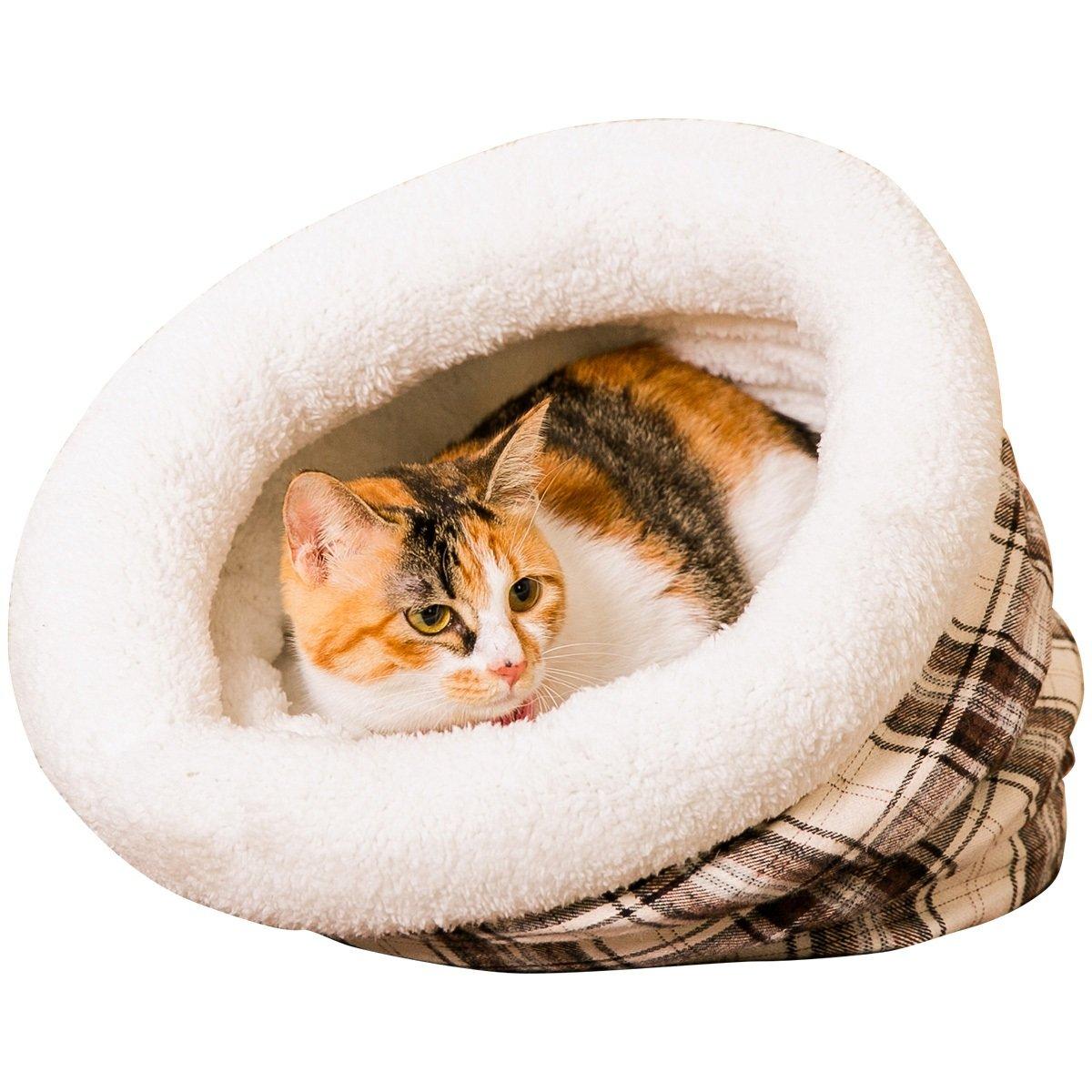 "PAWZ Road Cat Sleeping Bag Kitty Sack Bed 11.8""x15.7"""