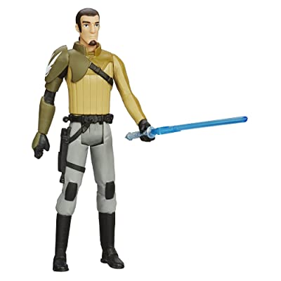 Star Wars Rebels Saga Legends Kanan Jarrus Figure: Toys & Games