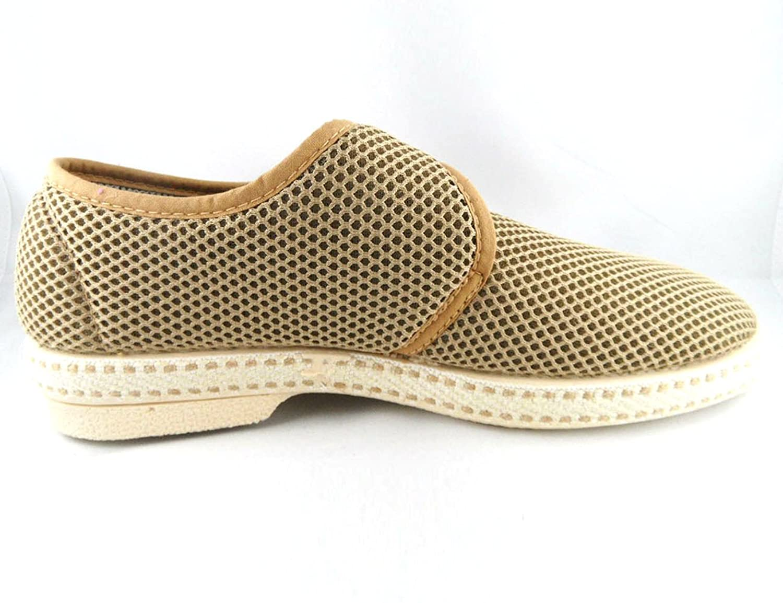 Menhir - Zapatillas para hombre beige Size: 42 axonEYy