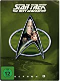 Star Trek: The Next Generation - Season 3 (Steelbook, exklusiv bei Amazon.de) [Blu-ray] [Limited Collector's Edition] [Limited Edition]