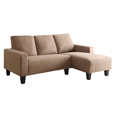 Coaster Sectional Sofa with Chaise - 500016