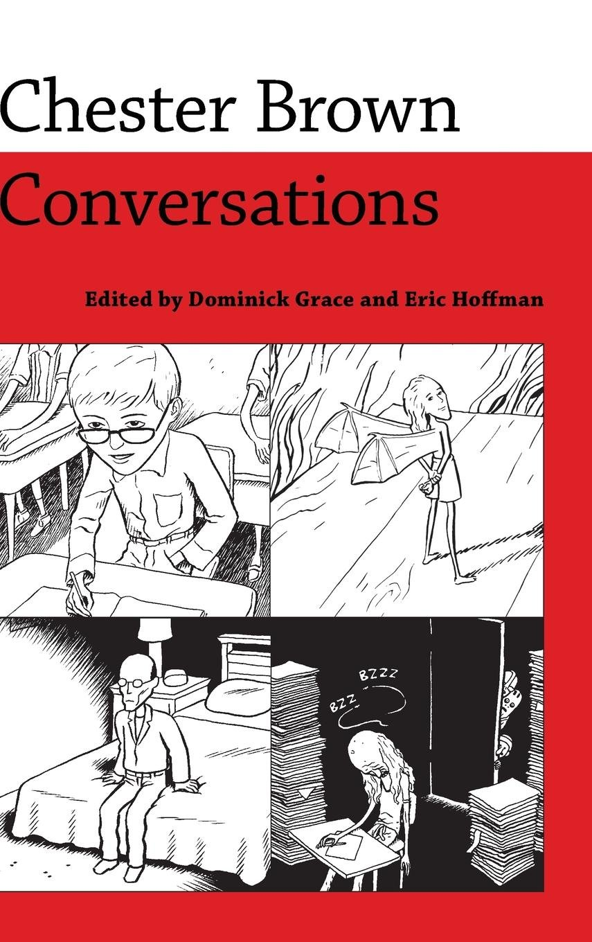 Download Chester Brown: Conversations (Conversations with Comic Artists Series) pdf epub