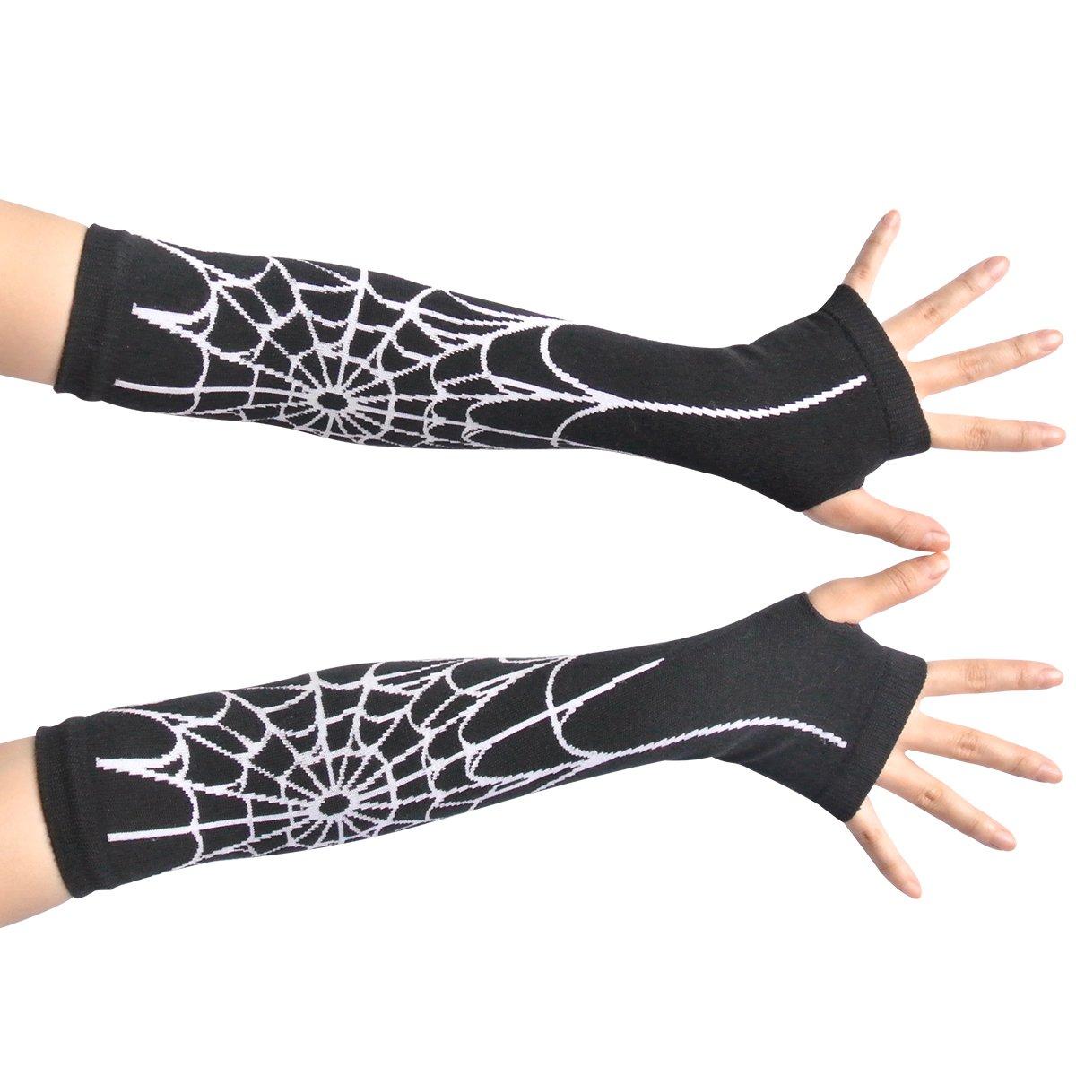 Nava, scalda braccia lunghi, guanti senza dita Web JIUFAN