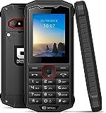 Crosscall Spider X4 Téléphone portable débloqué 3G+ (Ecran: 2,4 Pouces - 128 Mo - Double SIM) Noir