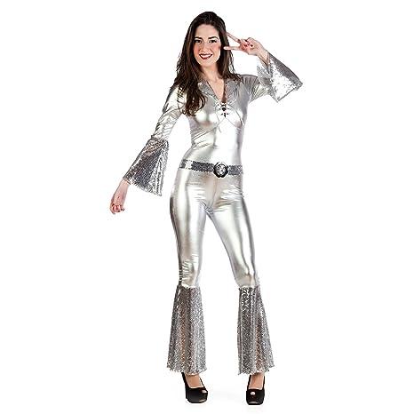 allacciarsi dentro seleziona per autentico stili di grande varietà Disco Lady - costume da donna per travestimento - tuta ...