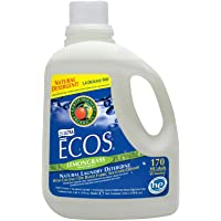 Earth Friendly Products 170 oz. Lemongrass Scented Liquid Laundry Detergent