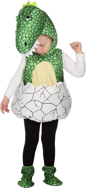 Wilbers Disfraz de Dinosaurio naciendo de Huevo Infantil: Amazon ...