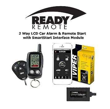 inspiration viper vsm200. Ready Remote 5303R 2 Way Car Alarm  Starter w Viper VSM200 SmartStart Module Amazon com