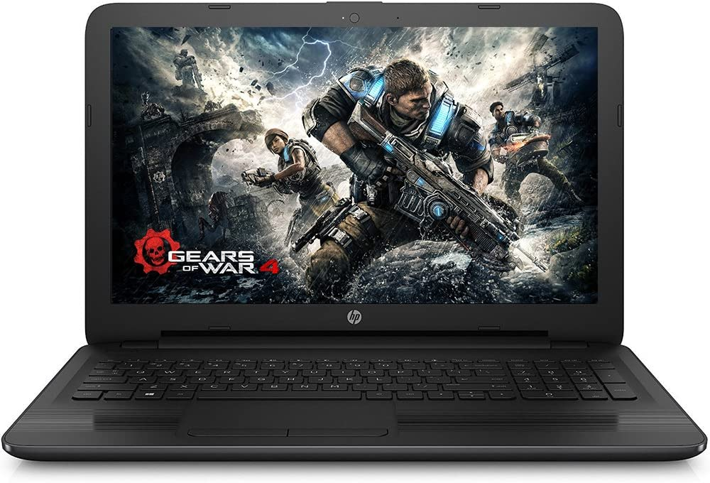 2016 HP High Performance Business 15.6 Inch Laptop (Quad Core AMD A6-7310 2.0 GHz, 8GB RAM, 128GB SSD, AMD Radeon R4, Bluetooth, DVD, HDMI, VGA, HD Webcam, 802.11ac, USB 3.0-Win10)