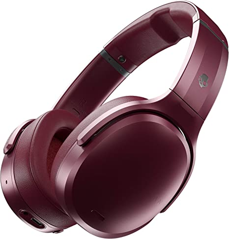 Engreído Del Sur Paciencia  Skullcandy Crusher ANC Bluetooth Wireless Over-Ear: Amazon.co.uk:  Electronics