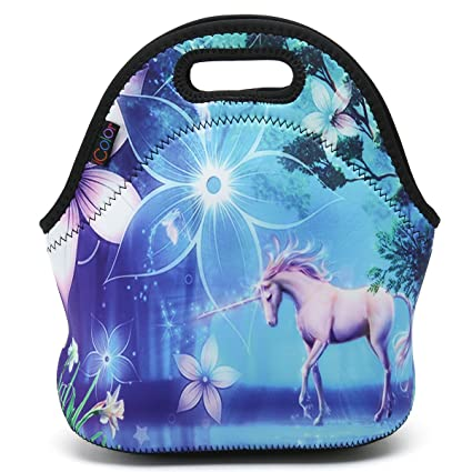 Luggage & Bags Functional Bags Cartoon Animal Unicorn Lunch Bag Portable Girl Waterproof Insulated Big Totes Case Kids Women Thermal Box Cold Canvas Picnic With The Best Service