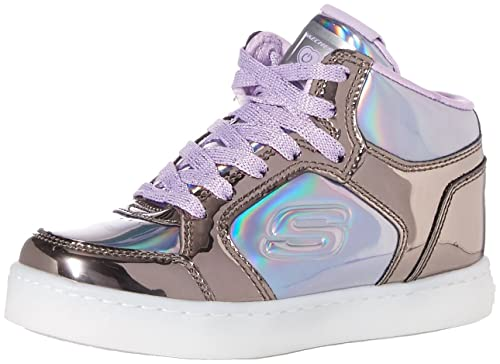 Skechers Energy Lights-Shiny Brights, Zapatillas Altas para Niñas: Amazon.es: Zapatos y complementos