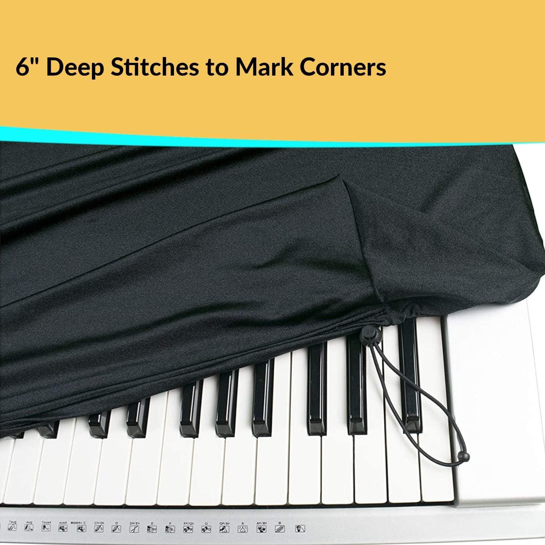 Keyboard MOOG MINIMOOG D CLOSED Abdeckung Dust Cover 10201 Viktory