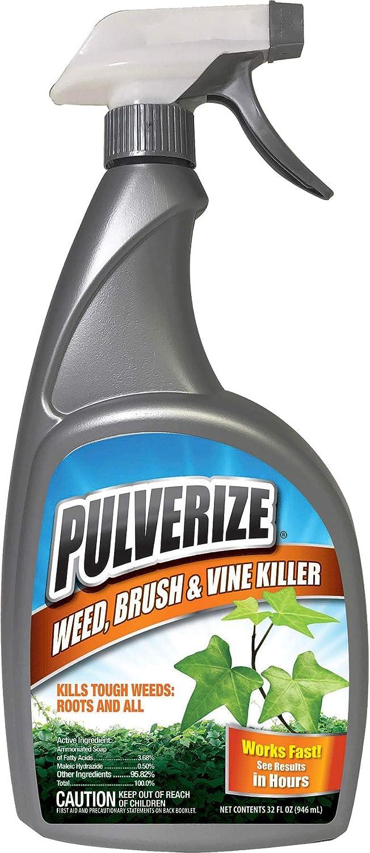 Amazoncom Pulverize Pwbv U 032 Weed Brush Vine Killer 32 Oz