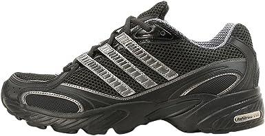 Amazon.com | adidas Men's Shamiso M US Leather Running Shoe | Running