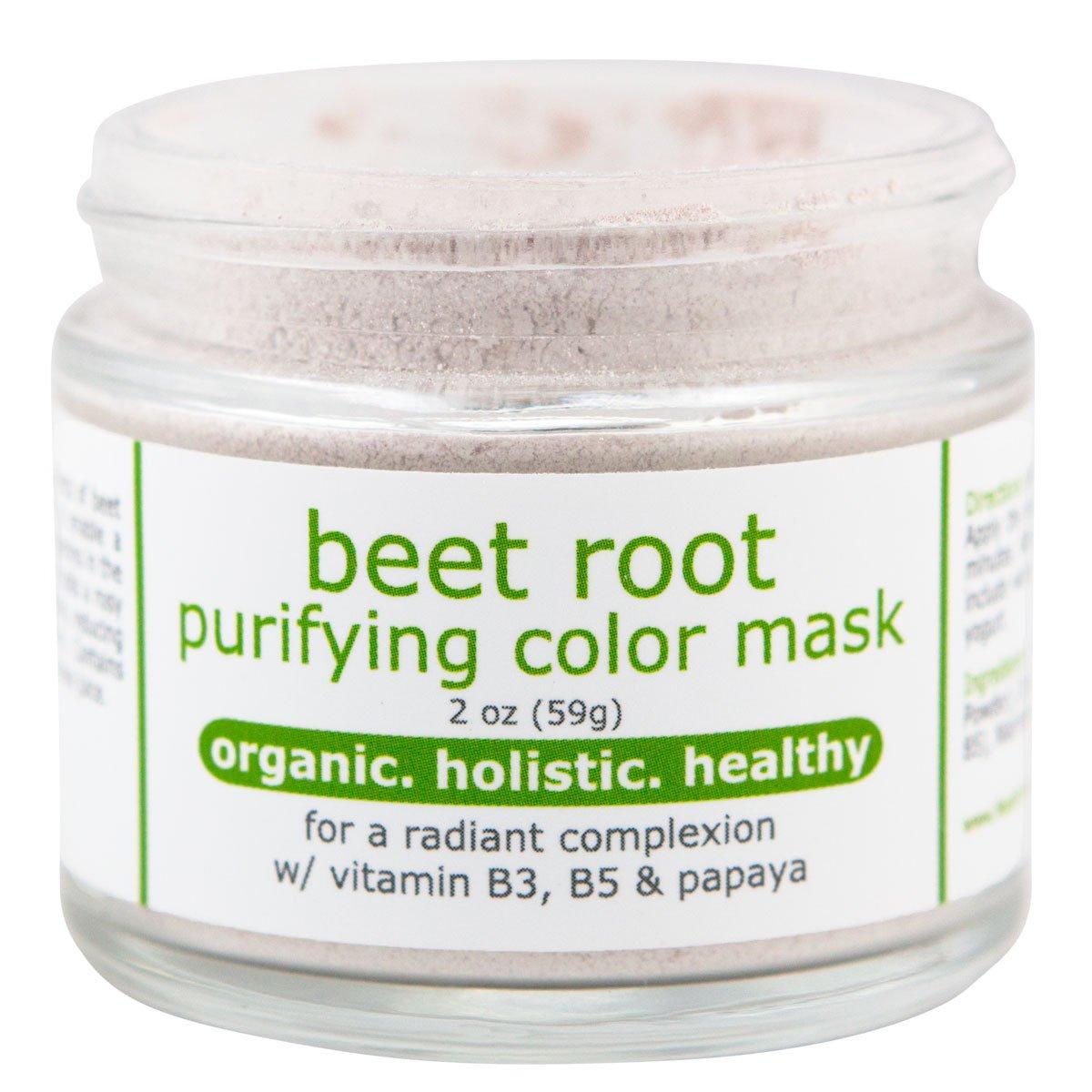 Amazon.com: Remolacha máscara de purificación color con ...