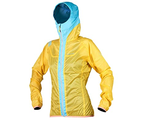 La Sportiva Soft shell Ether Evo Windbreaker Yellow L ...