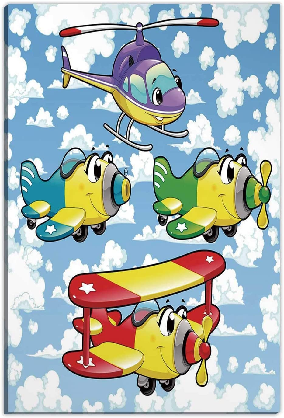 Amazon Com Cartoon Dr Cat Gifts Kids Cute Airplanes And